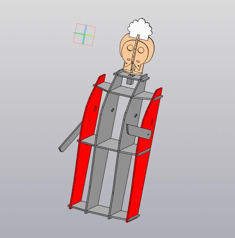 Создание робота-повара