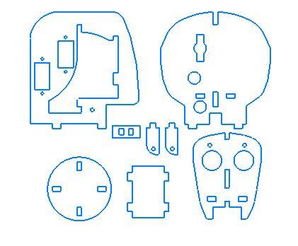 Разработка и создание головы робота-официанта