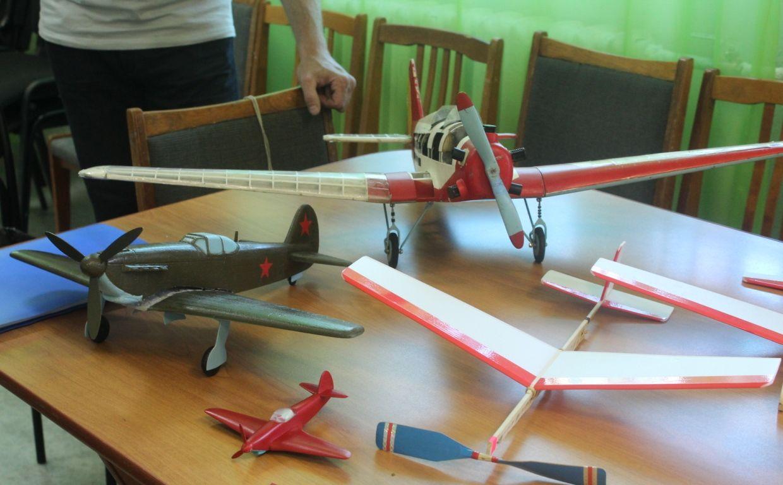 ДЮТТ запускает пилотный проект по развитию авиамодельного направления в школах Челябинской области