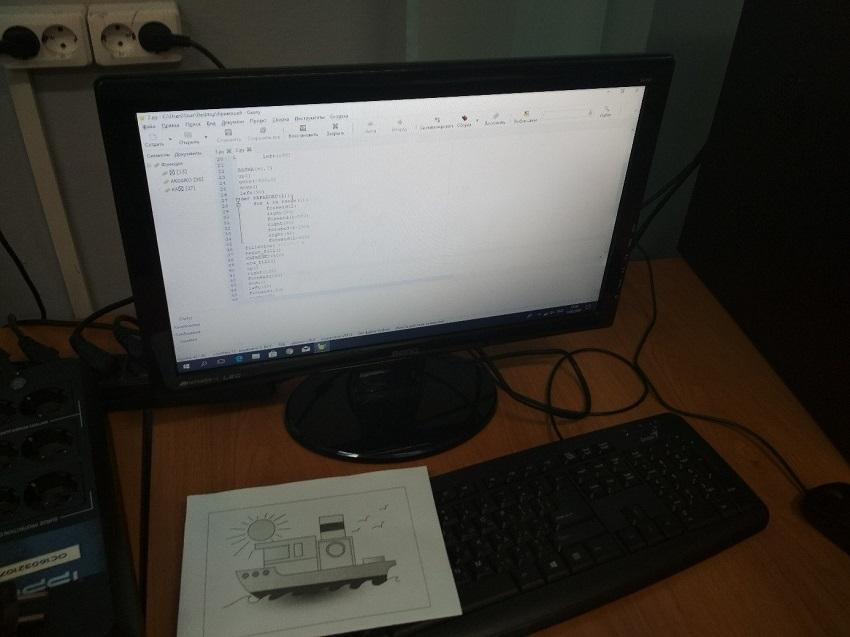 3D-моделирование и программирование. Развитие проекта и небольшой праздник