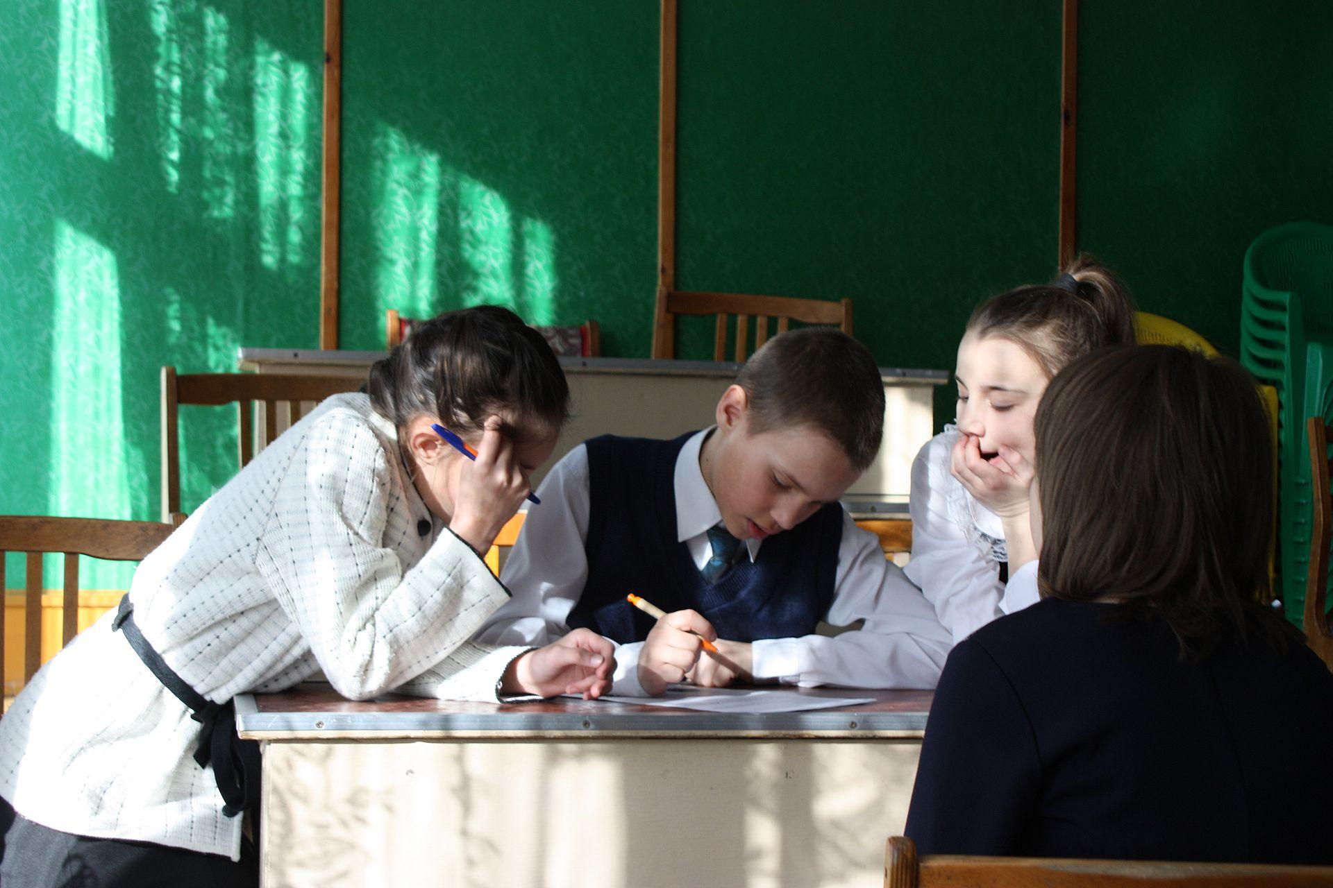 Итоги конкурса юных экологов «Тропинка»