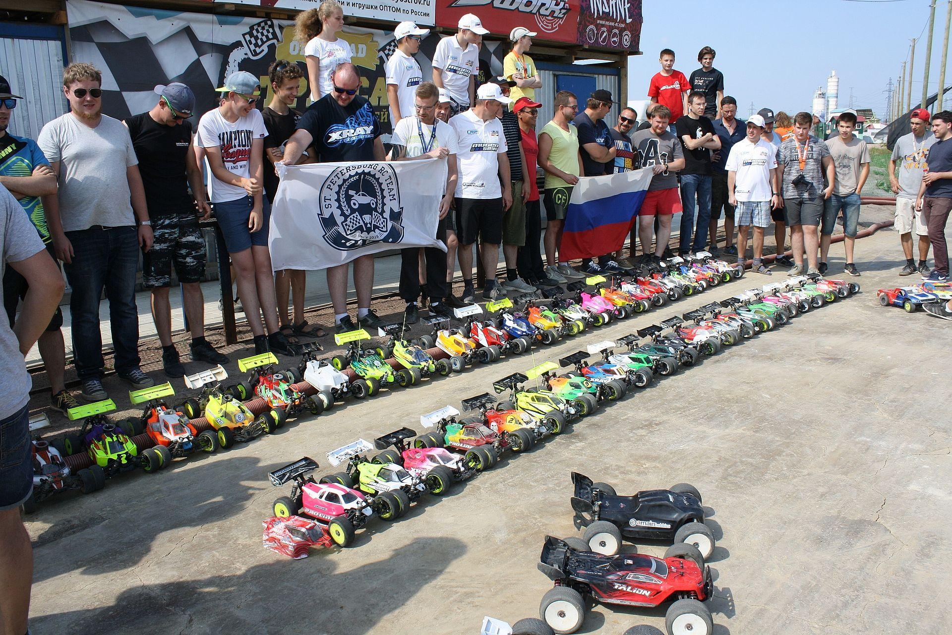 Чемпионат России по автомодельному спорту