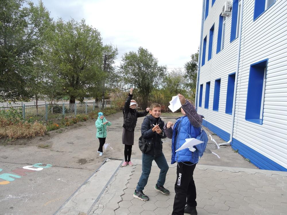 авиамодельный кружок в школе