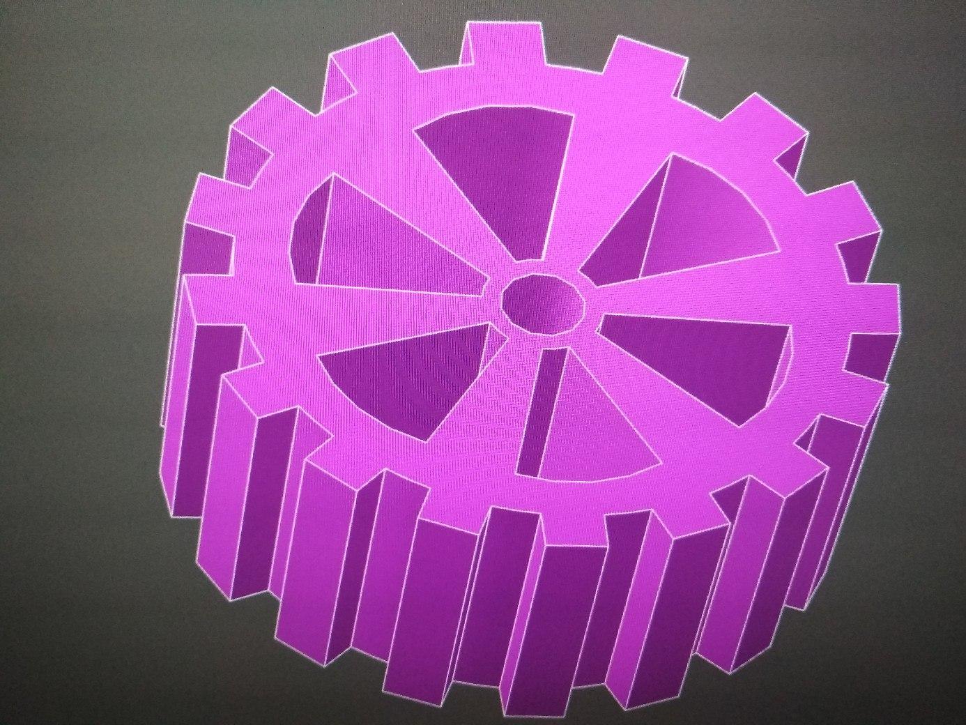 3D-моделирование. Прототипы колёс для вездехода