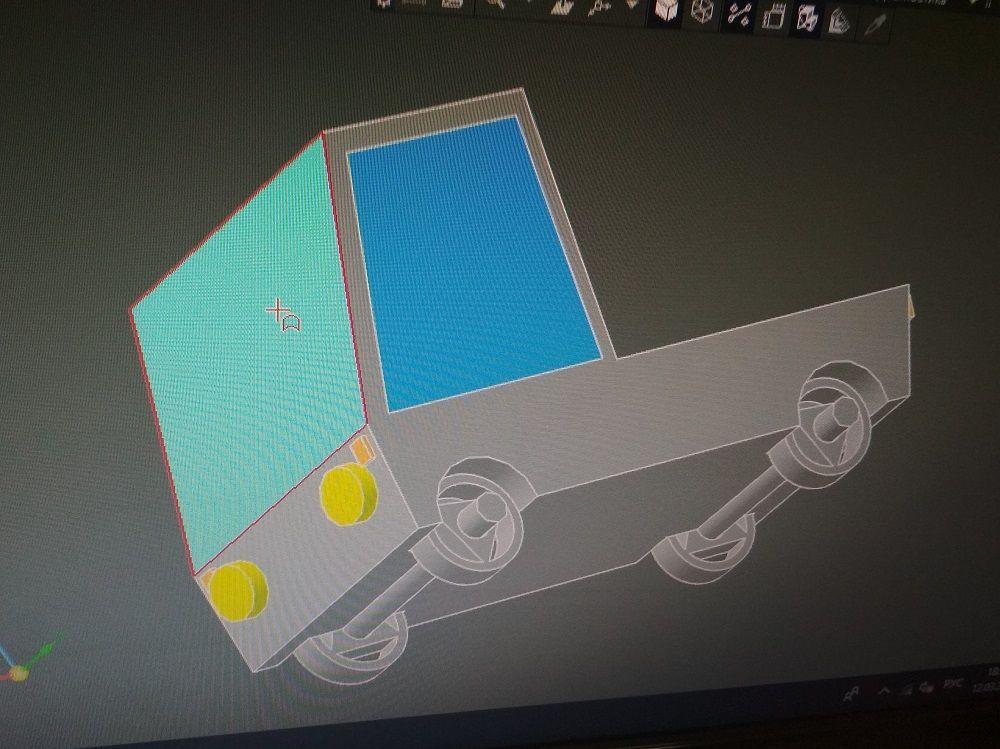 3D-моделирование и программирование. Битва големов и подготовка к новой сложной теме