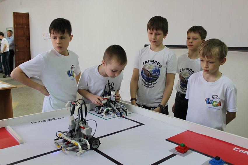Всероссийская робототехническая олимпиада