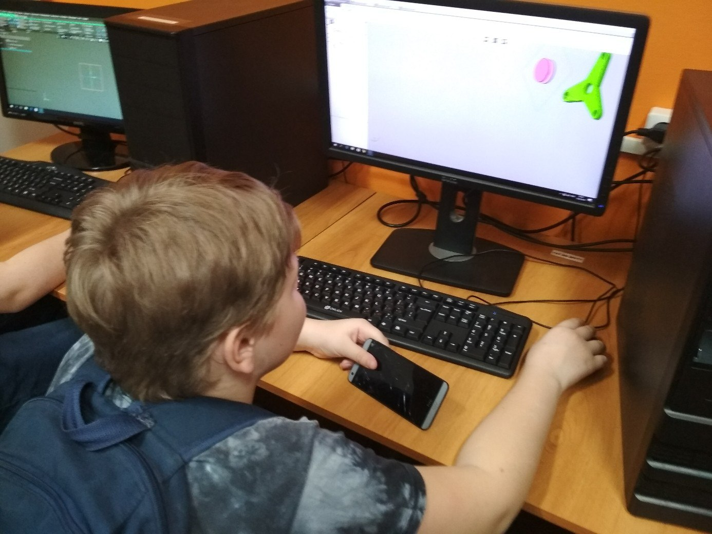 3D-моделирование и программирование. Электронные чертежи и новые функции