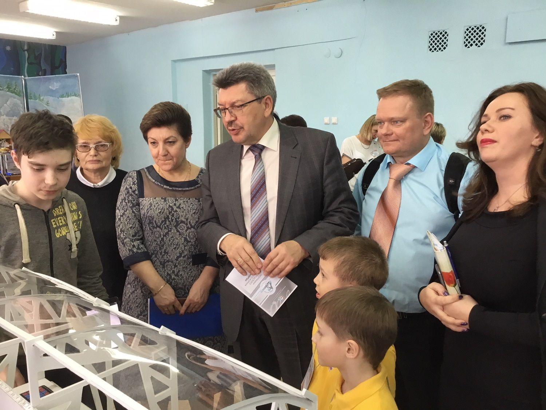 Заместитель главы города Магнитогорска по социальным вопросам Хохлов Александр Викторович
