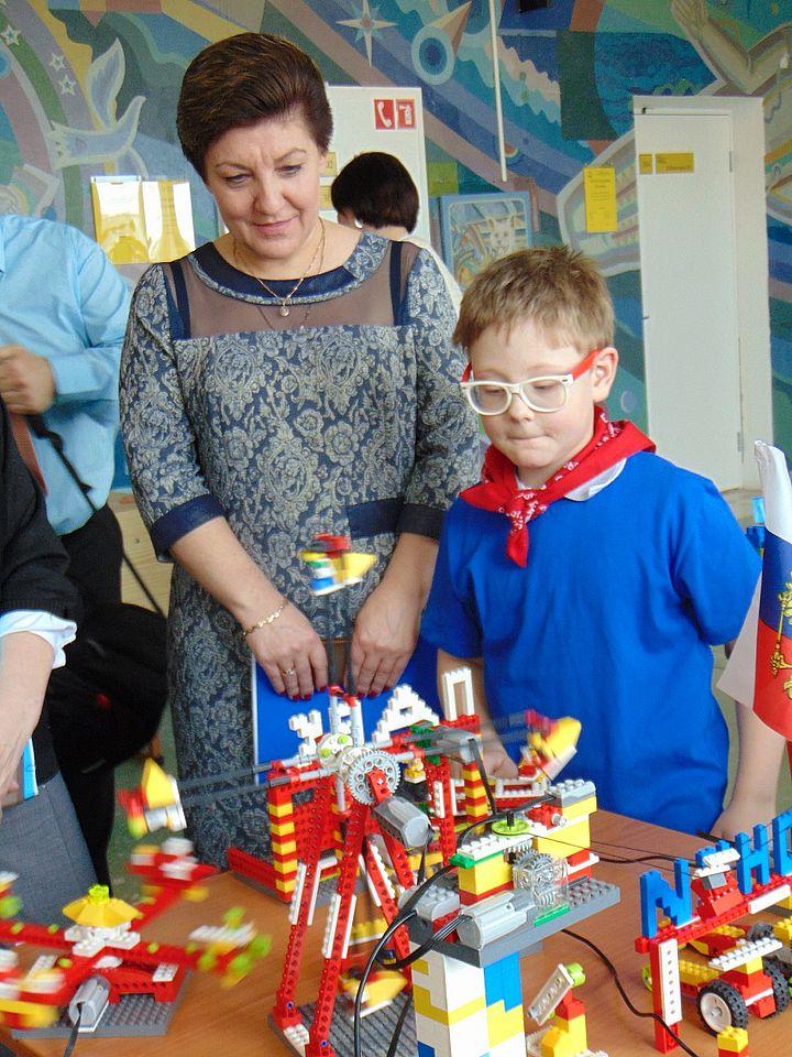 Начальник Управления образования г. Магнитогорска Сафонова Наталья Викторовновна
