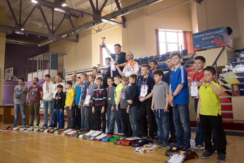 1 этап Кубка Челябинской области по автомобильному спорту