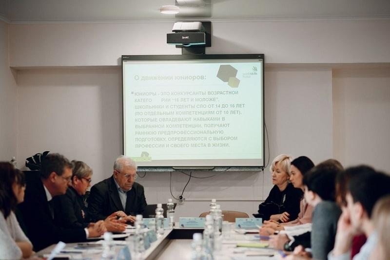 В Магнитогорске провели мероприятие по ранней профориентации детей