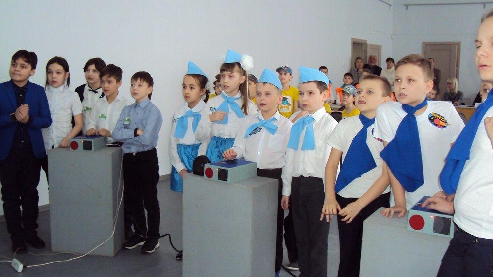 В Магнитогорске прошёл городской технический конкурс
