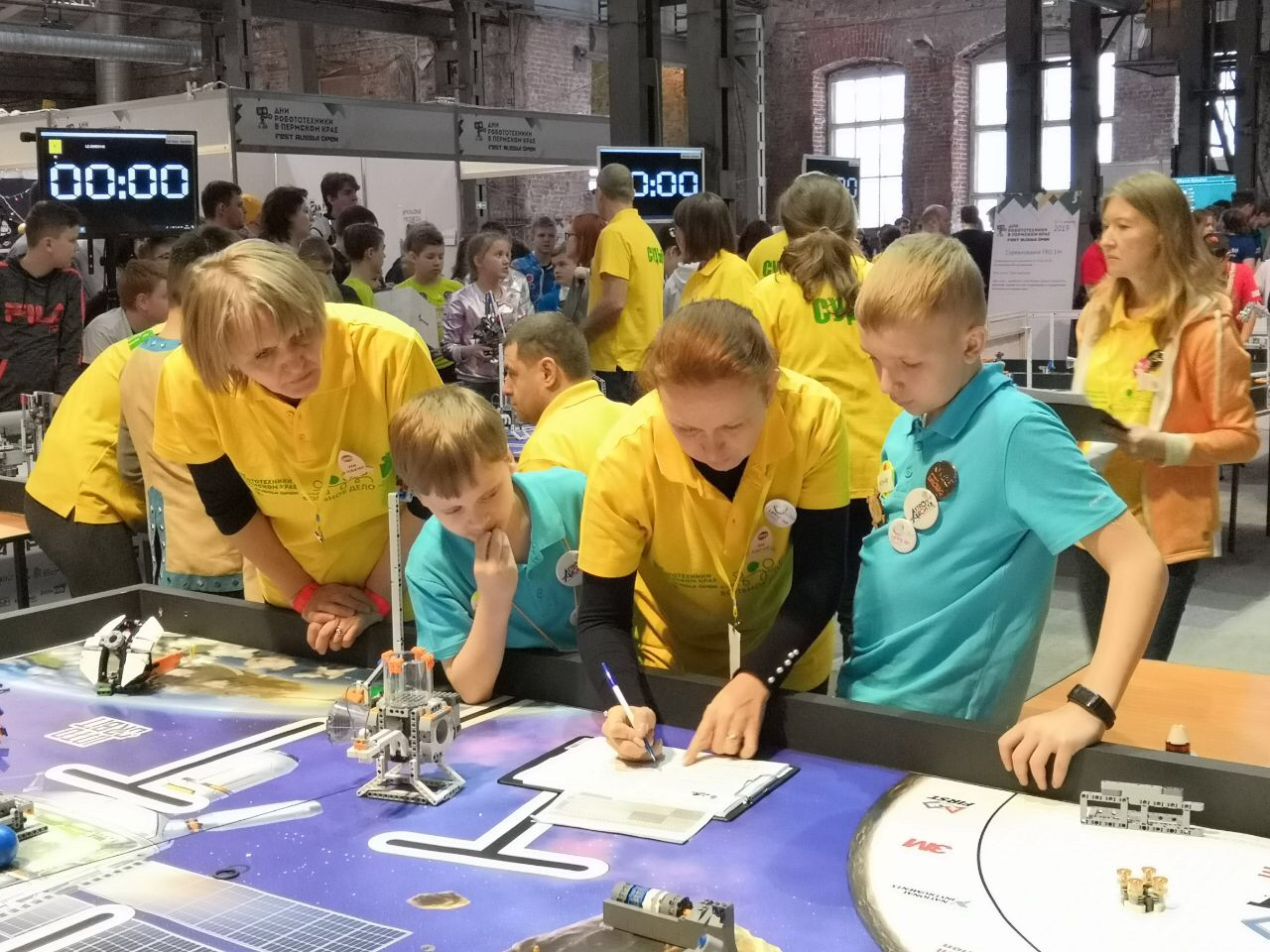 Миссию на Луну считать выполненной, но не завершенной. Итоги пермского фестиваля робототехники