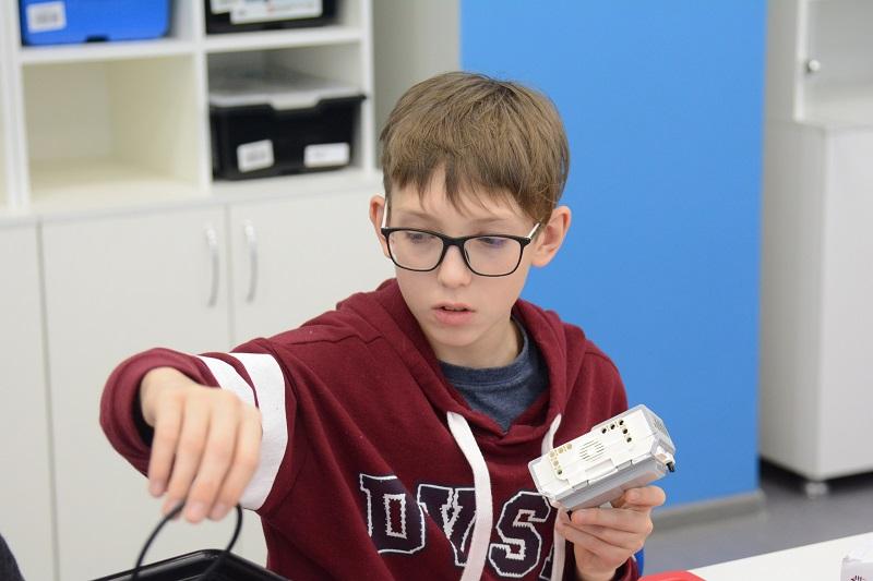 Успеть все полтора часа в детском технопарке «Кванториум»!